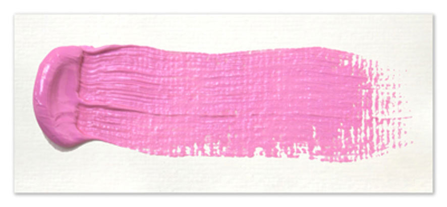 Langridge-Handmade-Oil-Colour-Brilliant-Magenta-Paintout