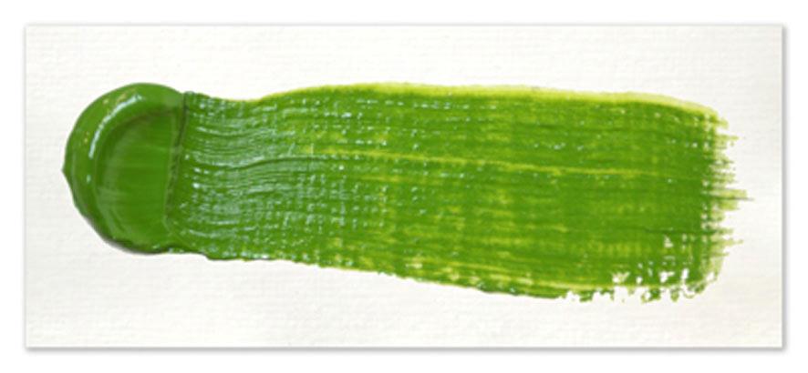 Langridge-Handmade-Oil-Colour-Cadmium-Green-Paintout