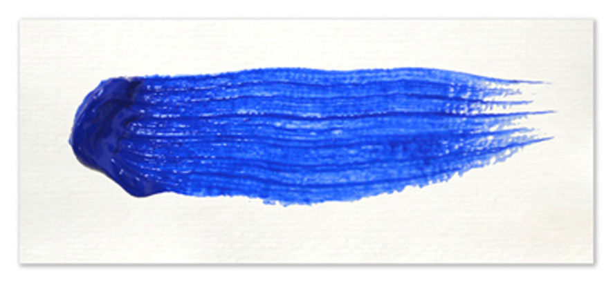 Langridge-Handmade-Oil-Colour-Cobalt-Blue-Paintout