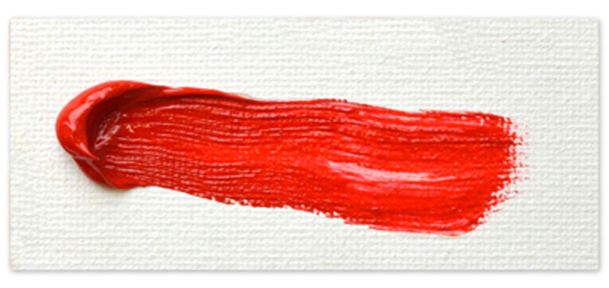 Langridge-Handmade-Oil-Colour-Pyrrole_Red_Paintout