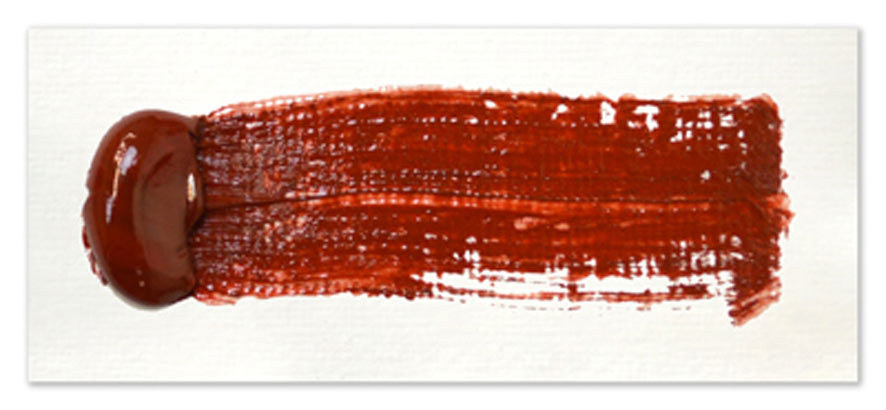 Langridge-Handmade-Oil-Colour-Red-Oxide-Paintout