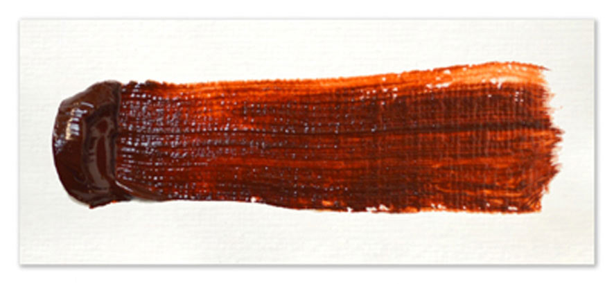 Langridge-Handmade-Oil-Colour-Trans-Red-Oxide-Paintout