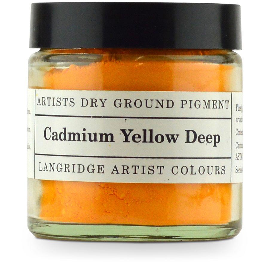 CadmiumYellowDeep