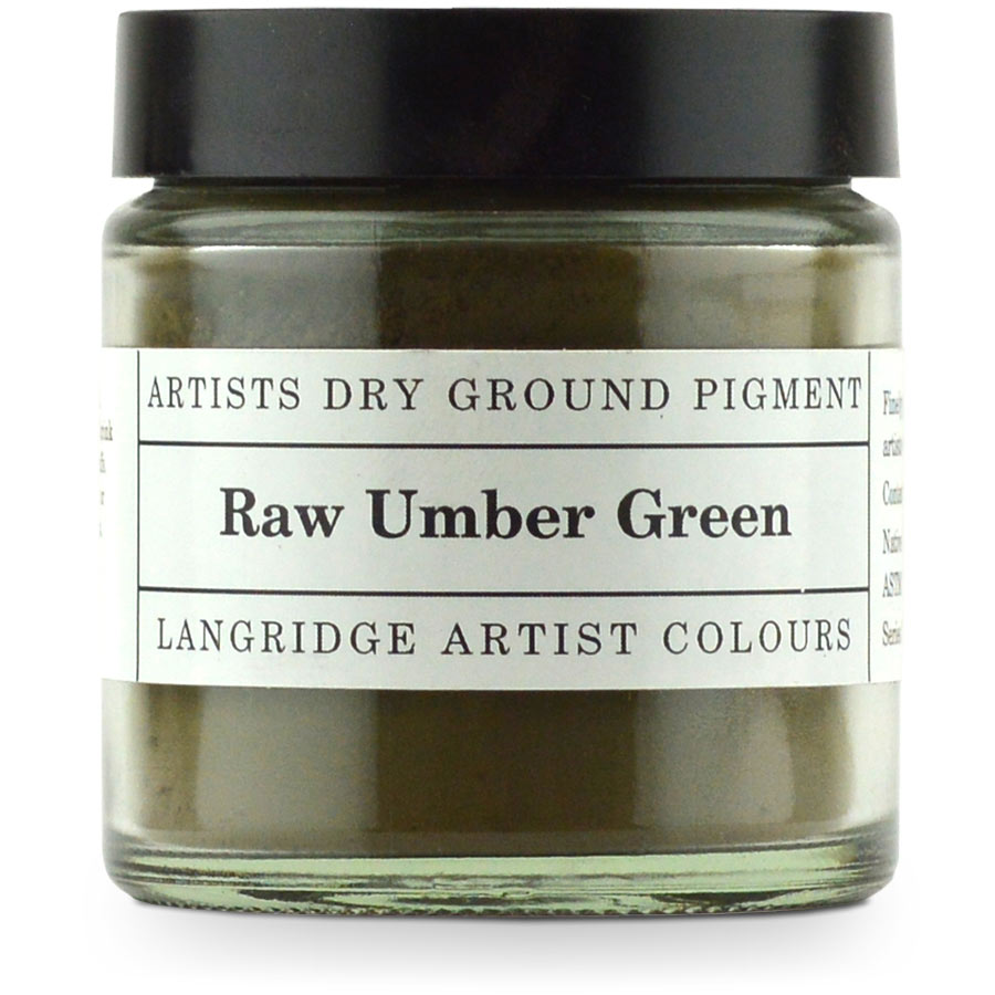 RawUmberGreen120ml