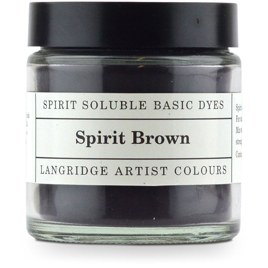 SpiritBrown120ml