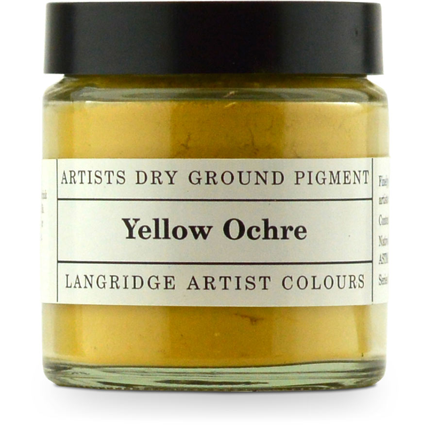 YellowOchre120ml