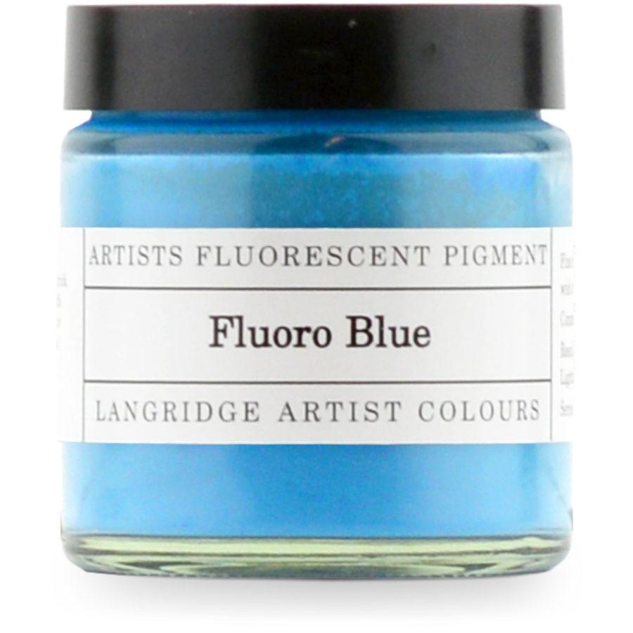 FluoroBlue120ml