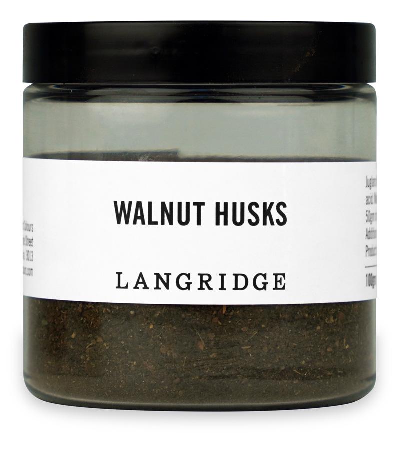 Walnut-Husks